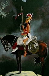 Les chevaux et le 9ème art