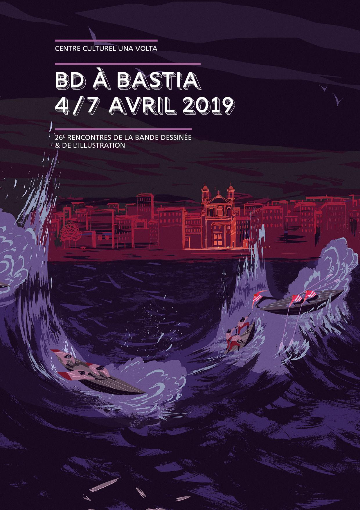 BD à Bastia 2019