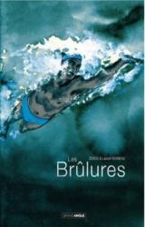 Laurent Bonneau dédicace Les Brûlures