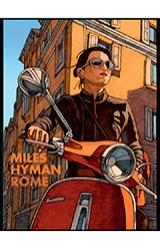Exposition Miles Hyman et son carnet de voyage Rome