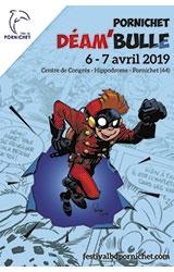 2e édition du festival BD de Pornichet Déam'Bulle