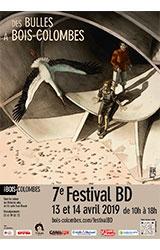 7e édition du festival Des Bulles à Bois-Colombes