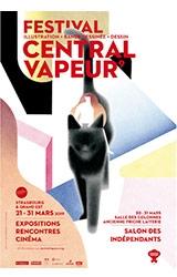 Rencontres de l'Illustration de Strasbourg - Festival Central Vapeur