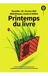 Le Printemps du livre 2019 - Grenoble