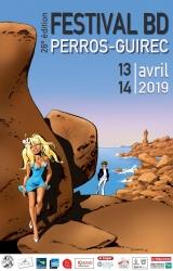 26e festival de la BD à Perros-Guirec