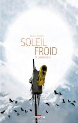 L'illustrateur de Soleil Froid est de retour à Nancy pour une dédicace !
