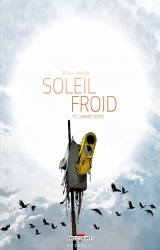 Damien dédicace le tome 3 de Soleil Froid