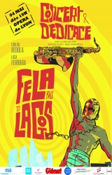 Concert dédicace Fela Back to Lagos