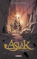 Emmanuel Michalak en dédicace pour la série Aslak chez Glénat !