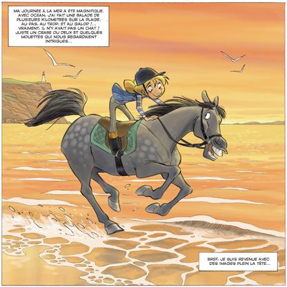 Extrait n°4 de la bd tome 1 par Michel Koeniguer