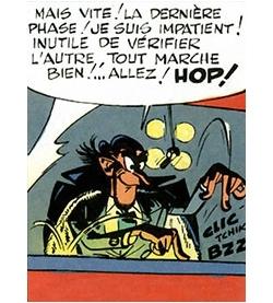 Extrait de Spirou et Fantasio T.15