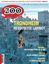 magazine zoo du septembre 2017