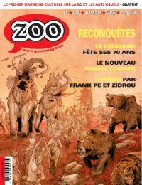 magazine zoo du septembre 2016