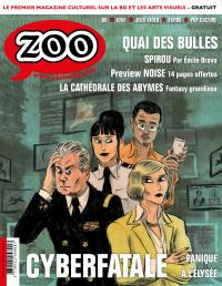 magazine zoo du septembre 2018
